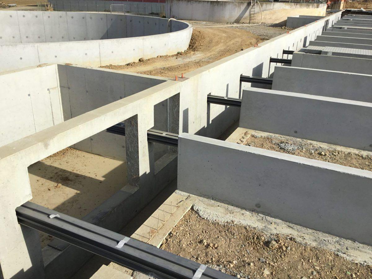 Porcherie : Bâtiment d'engraissement à Saint-Maden