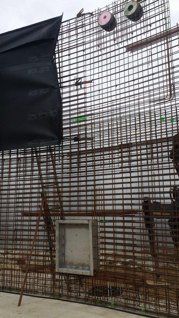 Méthanisation en construction à Pleudihen sur Rance